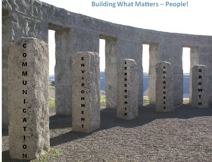5 Pillars web