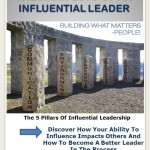 "Click the image to Download my Kindle Book ""The Manifesto Of An Influential Leader"""